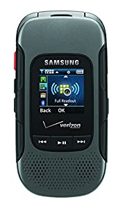 Samsung Convoy 3 Non-Camera, Gray (Verizon Wireless)