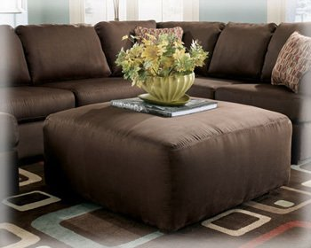 Brando - Cafe Oversized Accent Ottoman by Ashley Furniture