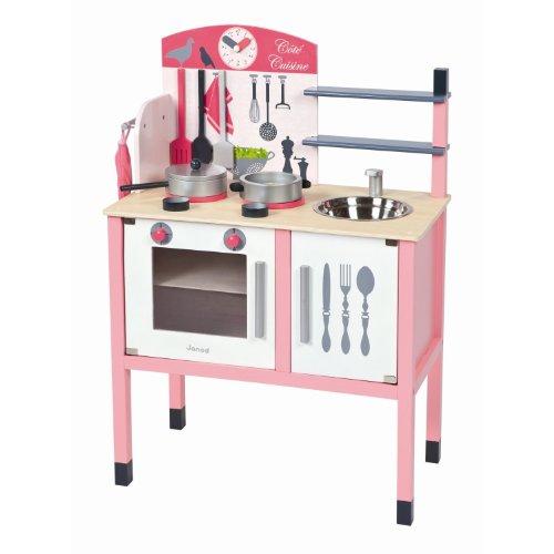 Janod(ジャノー) マキシクッカー ピンク Maxi Cooker Pink 4506533 並行輸入品