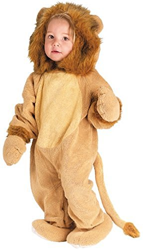 Baby Cuddly Lion Costume Size 12-24 Months (Cuddly Lion Baby Costume)