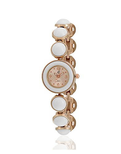 Yepme Women's Designer Watch – White — YPWWATCH1932