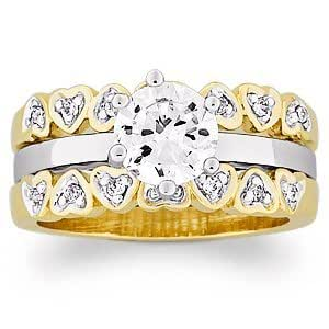 Jewelry Novelty More Jewelry Wedding Engagement Rings Bridal Sets