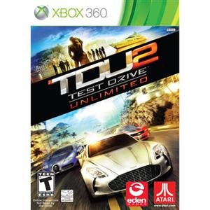 NEW Test Drive Unlimited 2 X360 (Videogame Software)