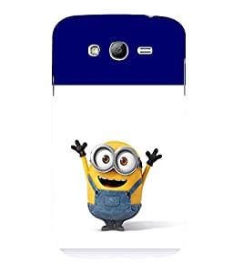 printtech Minions Back Case Cover for Samsung Galaxy Grand i9080:::Samsung Galaxy Grand i9082