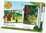 The Gruffalo 2 in 1 Jigsaw Puzzle by Paul Lamond Games