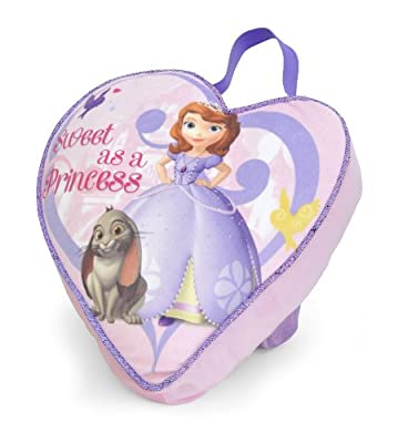 Disney Sofia The First Pillow on The Go by Disney