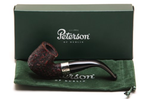 Peterson Donegal Rocky 338 Tobacco Pipe Fishtail