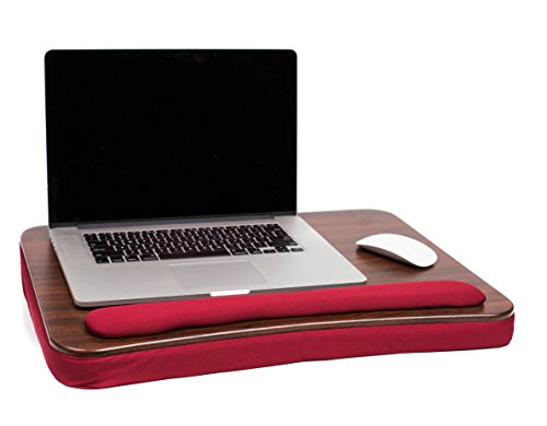 Sofia Sam All Purpose Lap Desk Burgundy Supports