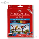 FABER CASTELL 48�F ���ʐF��...