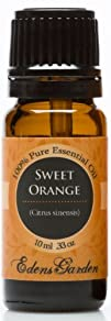 Sweet Orange 100% Pure Therapeutic Gr…