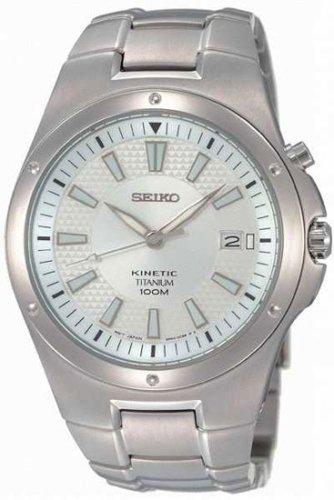 Seiko Mens Watches Kinetic SKA393P1