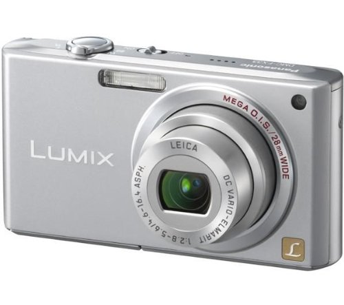 Panasonic Lumix DMC-FX33 is one of the Best Panasonic Digital Cameras for Photos of Children or Pets