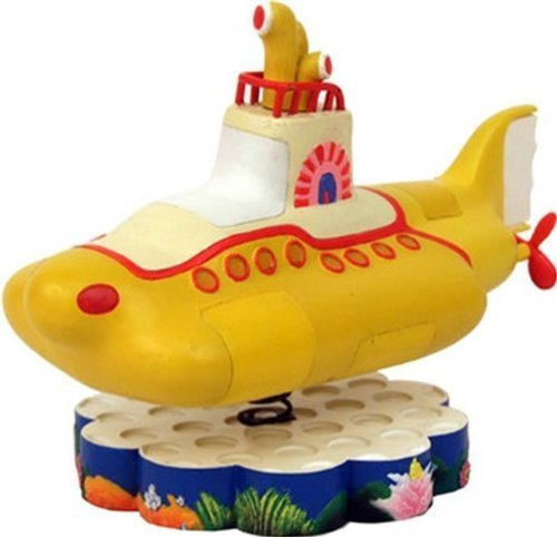 The Beatles Yellow Submarine Shakems Bobble Statue