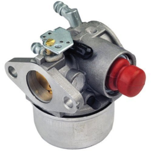 Carburetor 640025C fits some 5-6.5hp Tecumseh HOR OHV engines, air port on top, aftermatrket