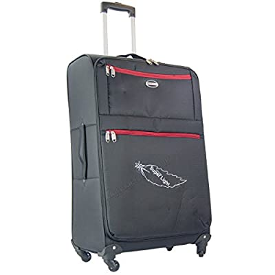 Super Lightweight 4 Wheel 360 Spinner Luggage Suitcase Travel Trolley Case