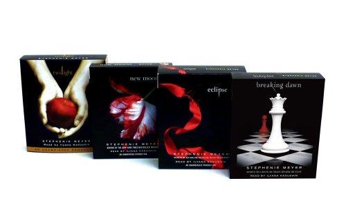Stephenie Meyer: Twilight/New Moon/Eclipse/Breaking Dawn CD Ppk (The Twilight Saga)