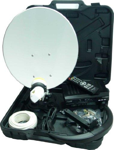 micro digitale camping satellitenanlage m30 12 easyfind. Black Bedroom Furniture Sets. Home Design Ideas