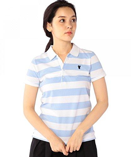 COEN(コーエン)ボーダーポロシャツ