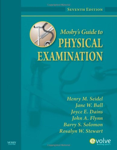 Mosby's Guide to Physical Examination, 7th Edition