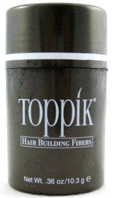 Toppik Hair Building Fiber Black (3-Pack)
