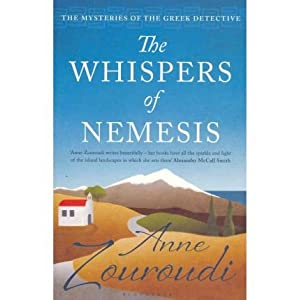 (WHISPERS OF NEMESIS) BY ZOUROUDI, ANNE[ AUTHOR ]Paperback 07-2011