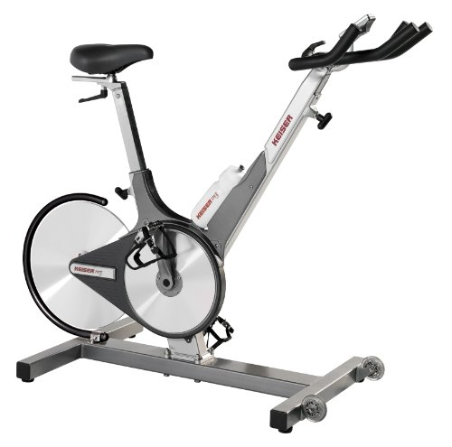 With Computer Keiser M3 Indoor Spin Cycle Stationary 