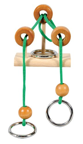Schylling Mini Rope Puzzles