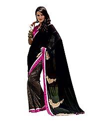 Saboo Saree (Black)