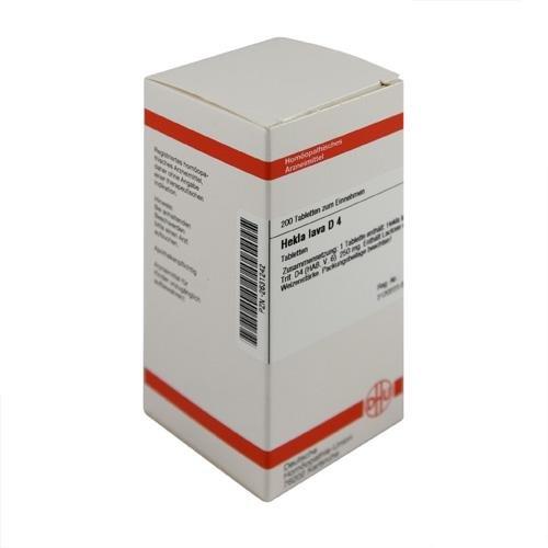 HEKLA LAVA D 4 200St Tabletten PZN:2631242