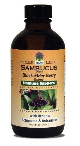 Nature's Answer Sambucus Immune Support, 4 Oz