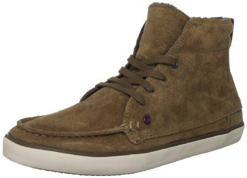 Camper Women's Romeo Leather Afelp Cabrera Fur Trimmed Boots 46520-003 6 UK