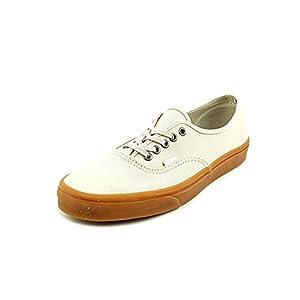 Vans Unisex Authentic (Gumsole) Birch Skate Shoe 8 Men US / 9.5 Women US