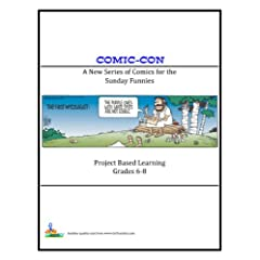 Comic-Con; A New Series of Comics for the Sunday Funnies Grades 6-8