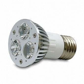Lighting EVER E26 3 Watt CREE LED Bulb, MR16 LED Bulb, Track Lighting, Spotlight