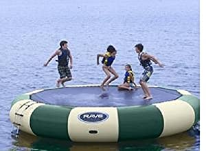 Rave Sports 02021 Bongo 20' Northwoods Water Bouncer Trampoline w/ Warranty
