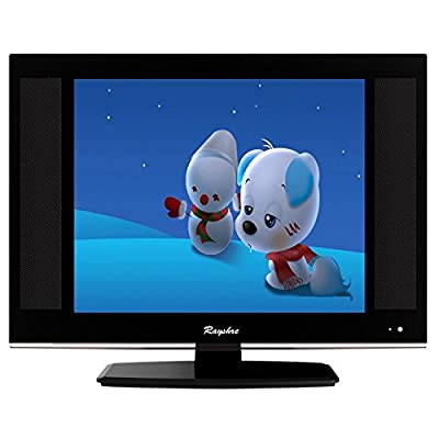 Rayshre 15 inch LCD TV/Monitor (Black)