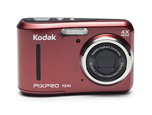 Kodak PIXPRO Friendly Zoom FZ43 16 MP Digital Camera