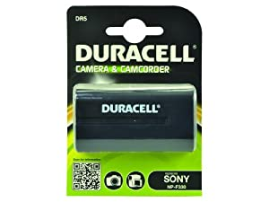 Duracell Replacement Digital Camcorder Battery For Sony NP-F330 NP-F550