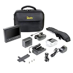 iKan Corporation VK5 Deluxe Kit for Canon \