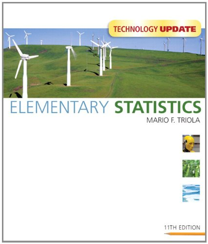 Elementary Statistics Technology Update plus...