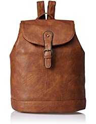 Lino Perros Women's Handbag (Brown) - B01KOHZMTC