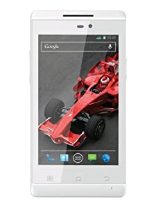 Xolo A500s  White  available at Amazon for Rs.5900