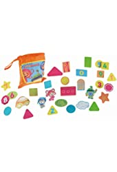 Fisher-Price Team Umizoomi Bathtime Shapes Toys