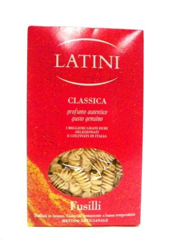 Latini Classica Fusilli Pasta, 17.1-Ounce