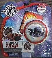 BAKUGAN NEW SEALED VESTROIA BAKUNEON TRAP BLACK PYTHANTUS -