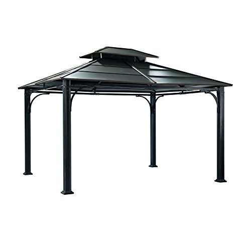 sunjoy-l-gz340pst-3-addis-ababa-hard-top-gazebo-10-by-12-by-10-feet