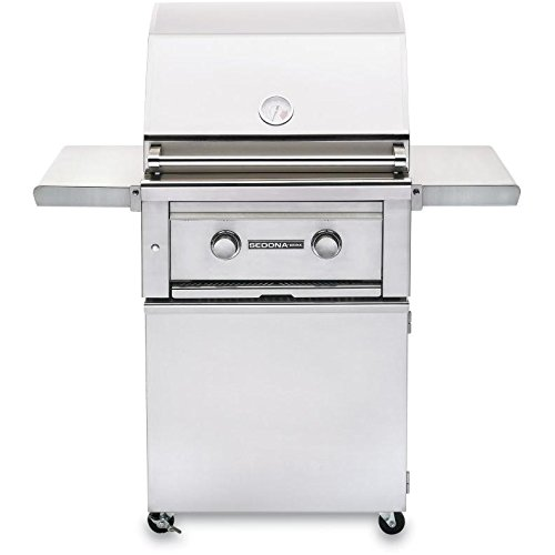Sedona By Lynx 24-inch Natural Gas Grill On Cart With Prosear Burner L400ps