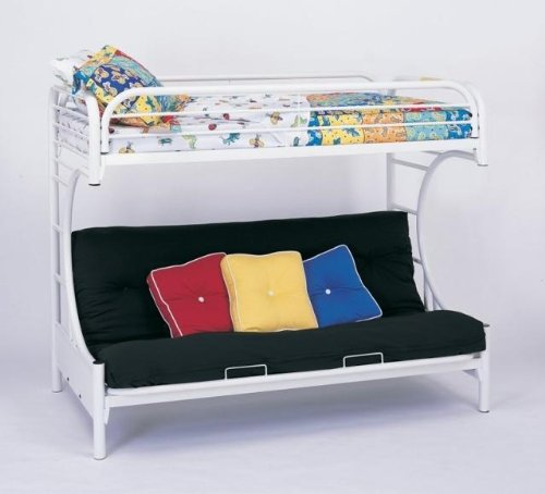 Full Over Futon Bunk Bed 8715 front