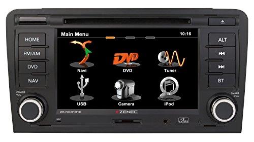Zenec-ZE-NC3131D-GPS-Bluetooth-Noir