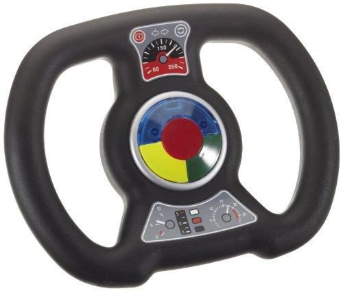 Imagen principal de Big 56462 - Bobby Luz y Sonido de ruedas de coches de dirección [Importado de Alemania]
